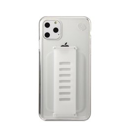 Grip2u Grip2u Slim Multiple Hand Grip Case for iPhone 11 Pro - Clear
