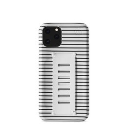 Grip2u Grip2u Slim Multiple Hand Grip Case for iPhone 11 Pro - Beetlejuice