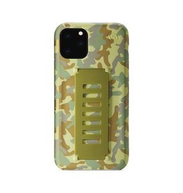 Grip2u Grip2u - SLIM Case for Apple iPhone 11 Pro - West Point Metallic