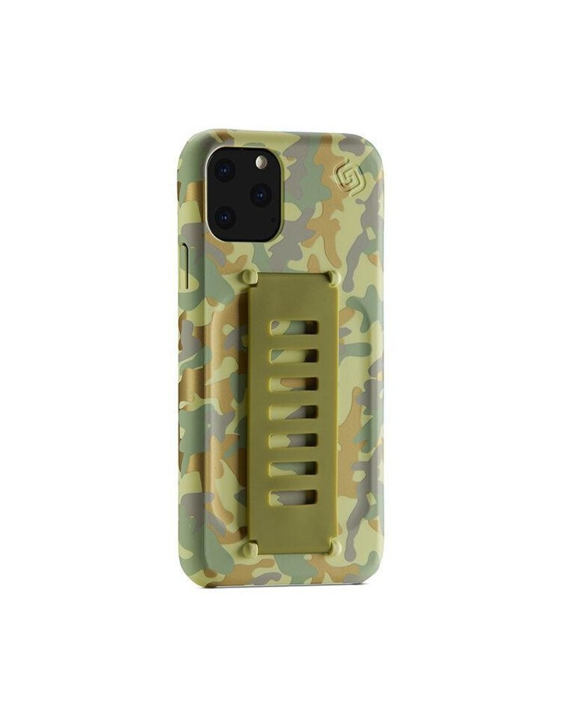 Grip2u Grip2u - SLIM Case for Apple iPhone 11 Pro - West Point Metallic