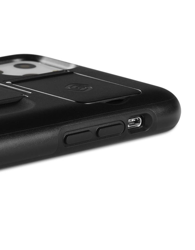 Grip2u Grip2u - BOOST Case with Kickstand for Apple iPhone 11 Pro Max - Charcoal