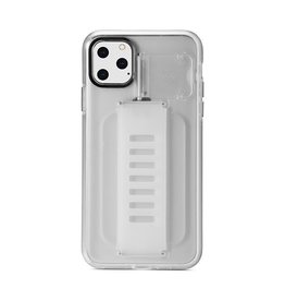 Grip2u Grip2u - BOOST Case with Kickstand for Apple iPhone 11 Pro Max - Clear
