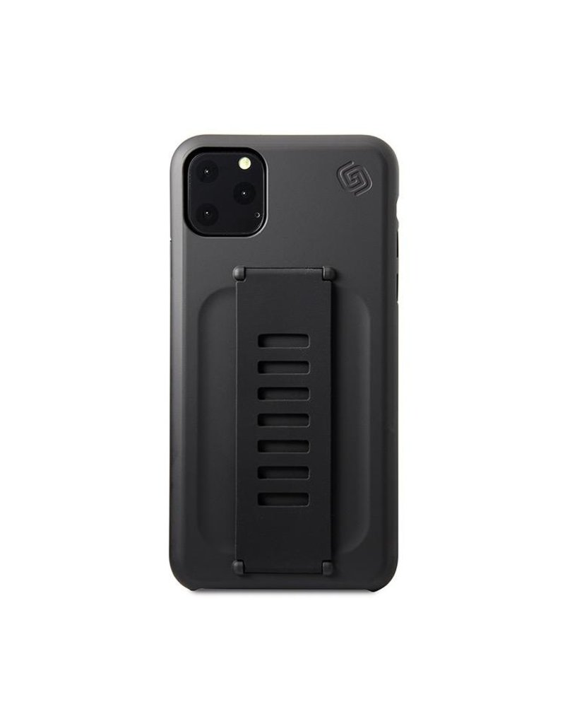 Grip2u Grip2u - SLIM Case for Apple iPhone 11 Pro Max - Charcoal