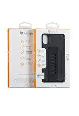 Grip2u Grip2u - SLIM Case for Apple iPhone 11 Pro Max - Charcoal