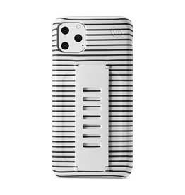 Grip2u Grip2u Slim Multiple Hand Grip Case for iPhone 11 Pro Max - Beetlejuice