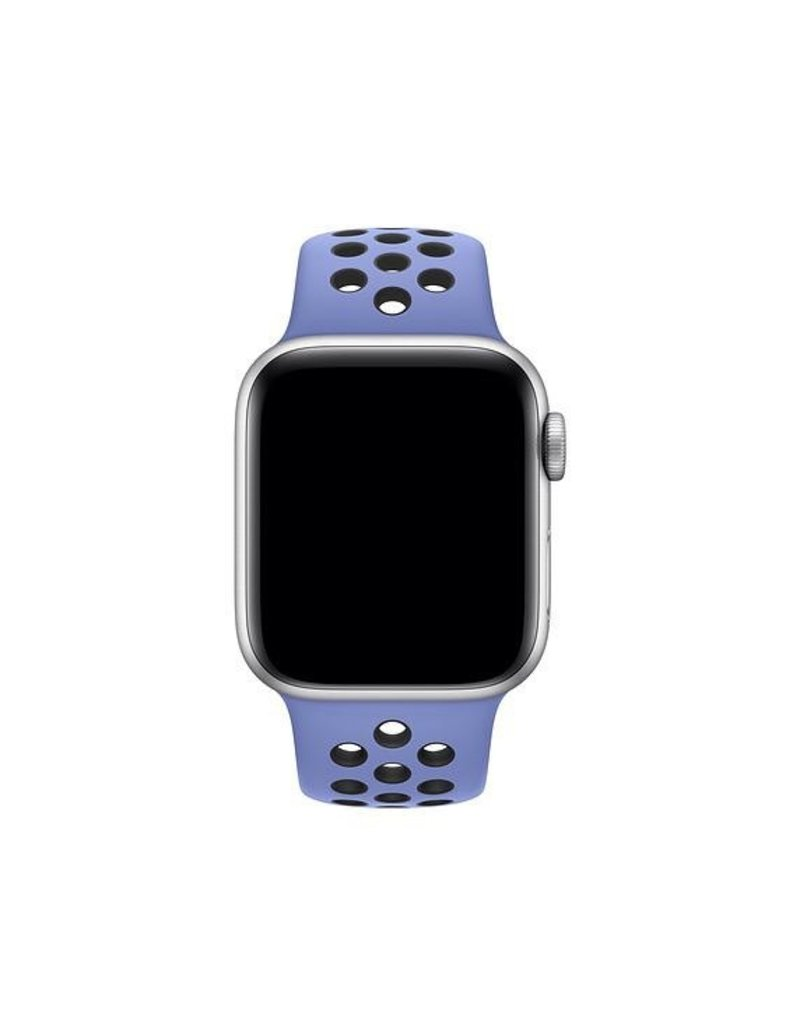 Apple Apple Watch Nike Sport Band 38/40mm - Royal Pulse/Black