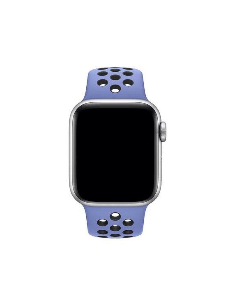Apple Apple Watch Nike Sport Band Regular 38/40mm  - Royal Pulse/Black