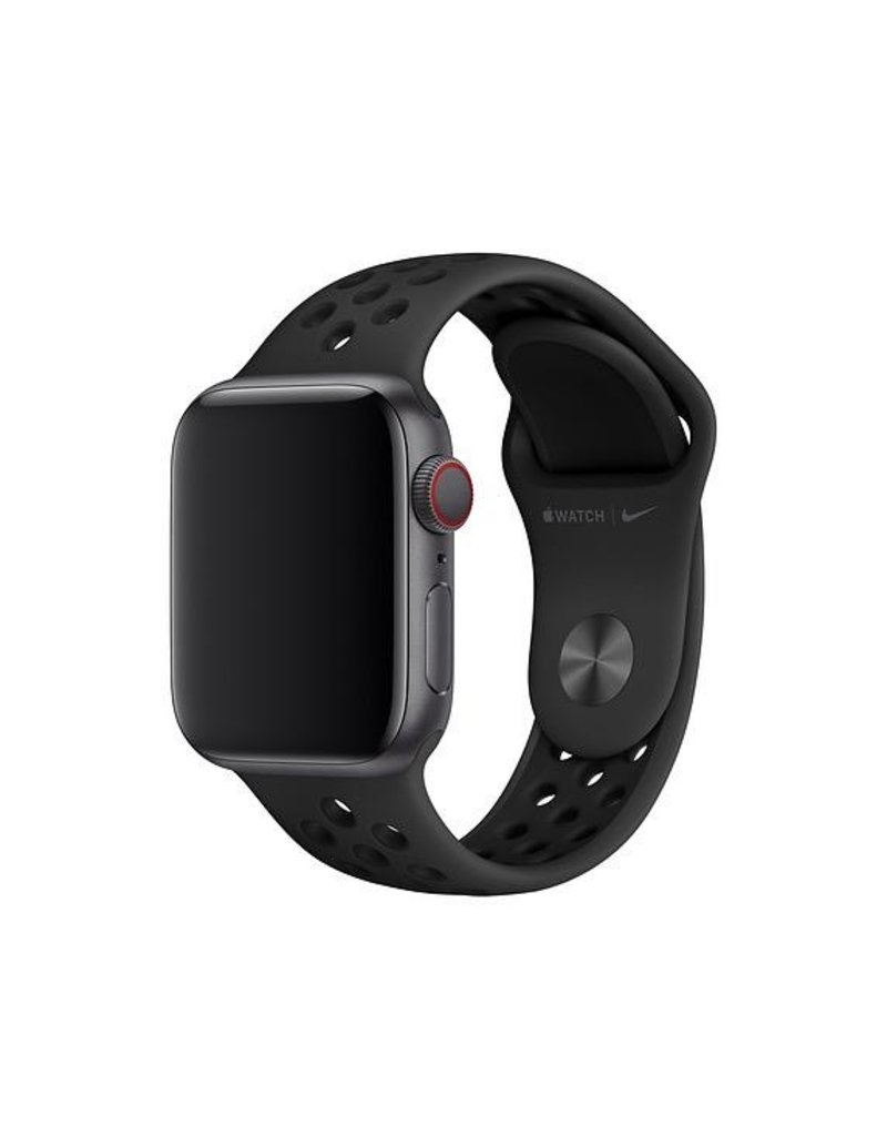 Apple Apple Watch Nike Sport Band Space Gray 38/40mm - Anthracite/Black