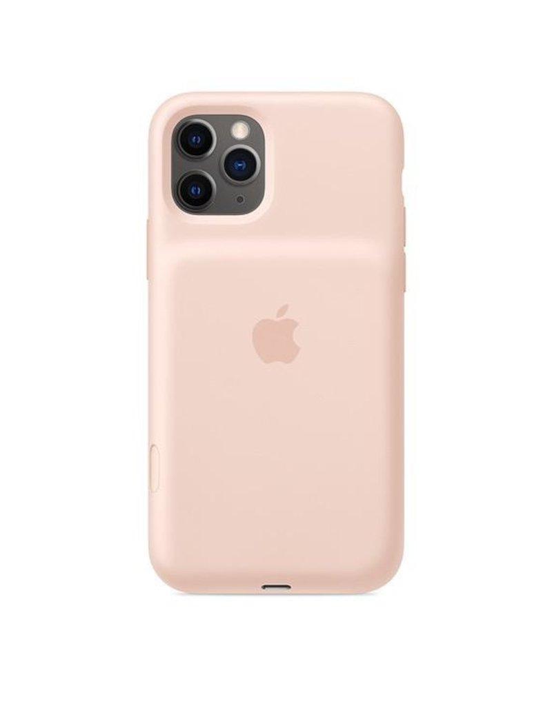 Apple Apple iPhone 11 Pro Smart Battery Case - Pink Sanad