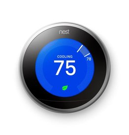 Nest Google Nest Learning Smart Thermostat 3rd Genertion