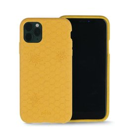 Pela Pela Eco Friendly Case for Apple iPhone 11 Pro - Honey Bee Edition