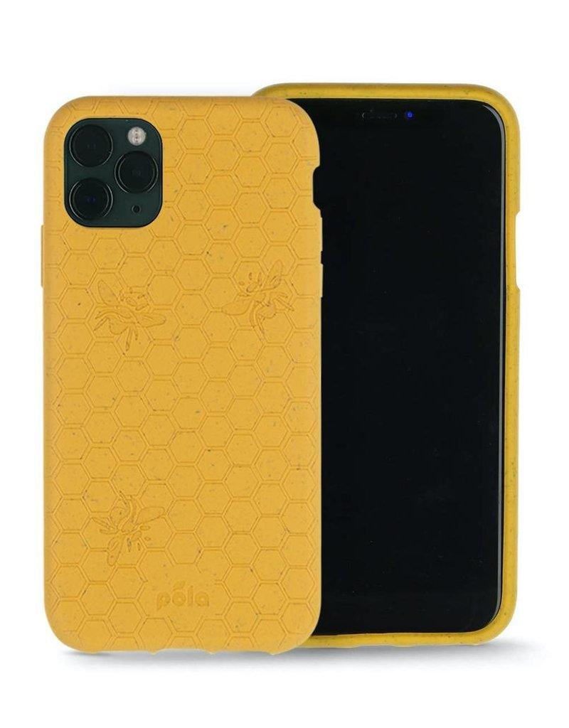 Pela Pela Eco Friendly Case for Apple iPhone 11 Pro Max - Honey Bee Edition
