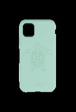 Pela Pela Eco Friendly Case for Apple iPhone 11 Pro Max - Ocean Turquoise Turtle Edition