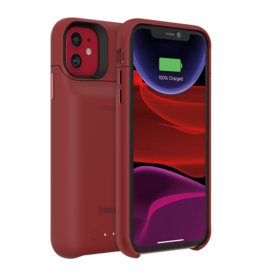 Mophie Mophie Juice Pack Access Power Bank Case 2,000 mAh for Apple iPhone 11 - Red