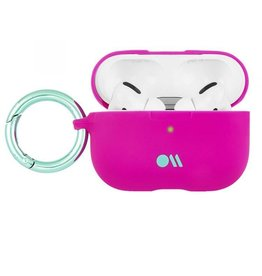 Case Mate Case Mate Flexible Case for Apple AirPods Pro - Fuschia