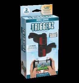 Z-Line Z-Line Triggerz Mobile Gaming Trigger Buttons - Black