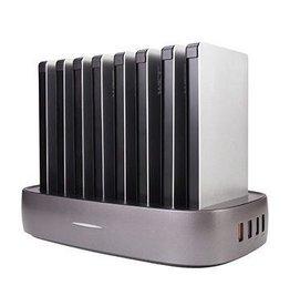 WST WST Multiple Powerbank Docking Station 8000mah (8 Batteries)