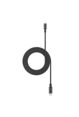 Mophie mophie - Type C to Apple Lightning Cable 6ft - Black