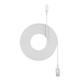 Mophie Mophie USB-A to Apple Lightning Cable 3M - White