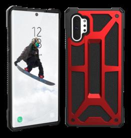 UAG Urban Armor Gear (UAG) Monarch Case for Samsung Galaxy Note 10 Plus - Crimson and Black