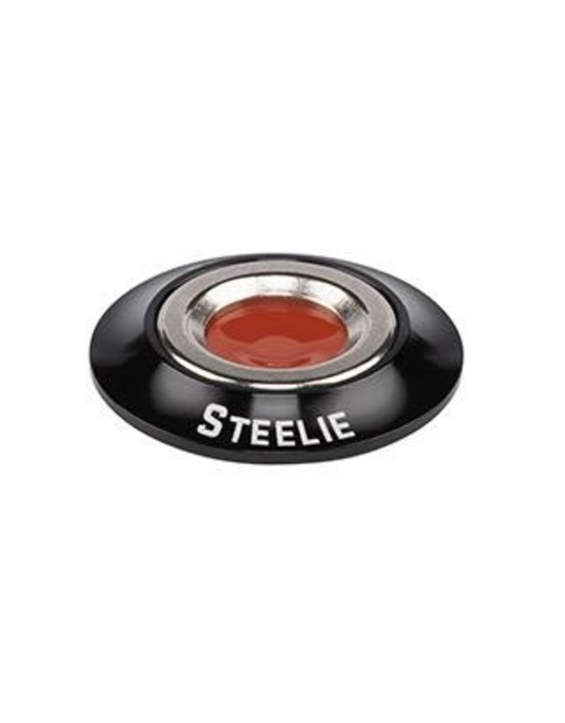 Nite Ize Nite Ize Steelie Orbiter Components - Silver and Black