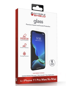 ZAGG ZAGG InvisibleShield Glass Elite Screen Protector for iPhone 11 Pro Max/Xs Max - Clear