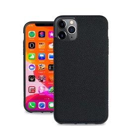 Evutec Evutec Ballistic Nylon Aergo Series Case With Afix for iPhone 11 Pro - Black