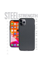 Evutec Evutec Aer Karbon Series With Afix Case for iPhone 11 Pro Max - Black