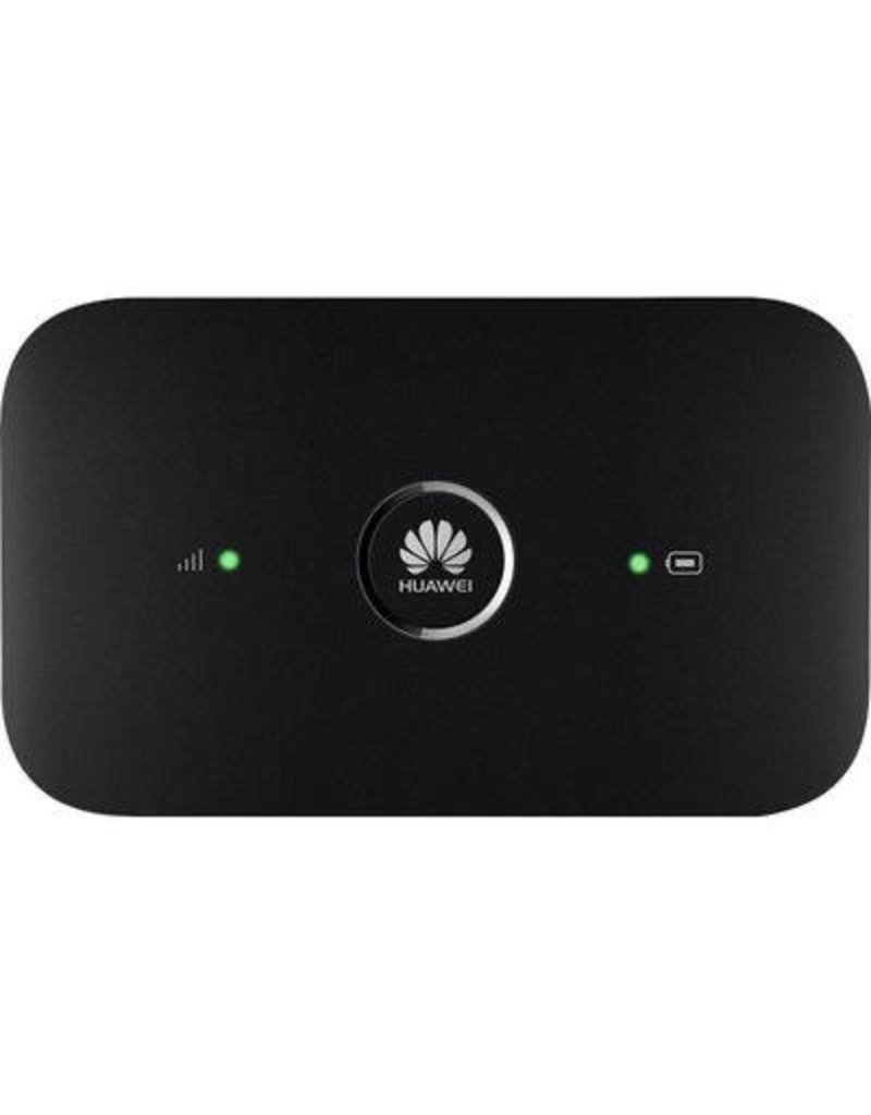 Huawei HUAWEI E5573 Mobile WiFi 4G Portable Router - Black