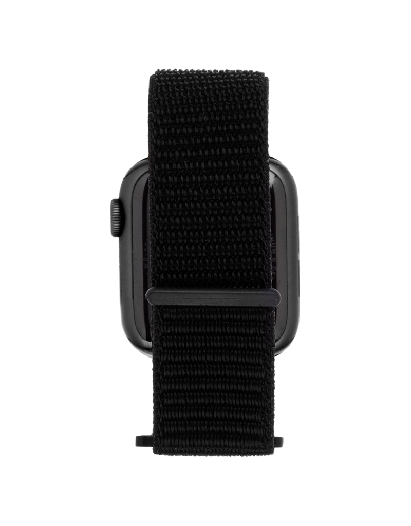 Case Mate Case Mate Nylon Watchband for Apple Watch 38mm / 40mm - Black