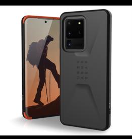 UAG Urban Armor Gear (UAG) Civilian Case for Samsung Galaxy S20 Ultra - Black