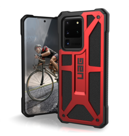 UAG Urban Armor Gear (UAG) Monarch Case for Samsung Galaxy S20 Ultra - Crimson