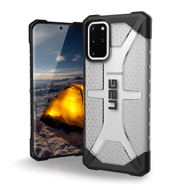 UAG Urban Armor Gear (UAG) Plasma Case for Samsung Galaxy S20 Plus - Ice and Black