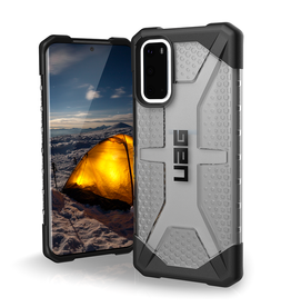 UAG Urban Armor Gear (UAG) Plasma Case for Samsung Galaxy S20 - Ash