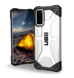 UAG Urban Armor Gear (UAG) Plasma Case for Samsung Galaxy S20 - Ice