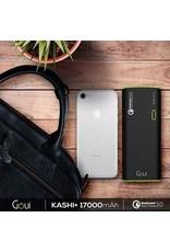 Goui Goui Kashi Plus Ultra Fast Charging Portable Battery 17,000mAh - Black
