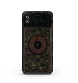 Goui Goui RIX Ultra Fast Wireless Charging Power Bank 10'000mAh - Camo