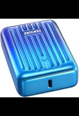Zendure Zendure SuperMini Credit Card Size Charger with PD 10,000mAh - Blue
