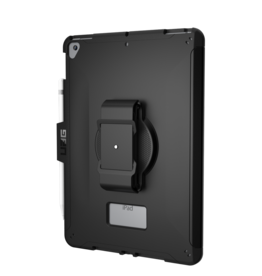 UAG UAG Scout Case with Handstrap for Apple iPad 10.2 (2019, 7th Gen) - Black
