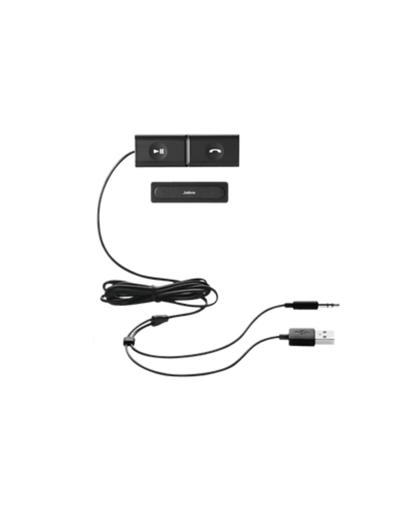 Jabra Jabra Streamer Bluetooth Wirelesss Bluetooth Streamer - Black