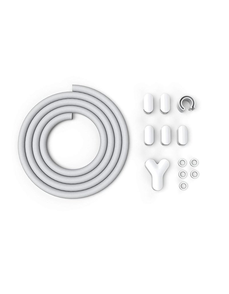 Bluelounge Bluelounge Soba Cable Organizer - White
