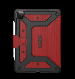 UAG Urban Armor Gear (UAG) - Metropolis Folio Case for Apple iPad Pro 11 (1st/2nd-Gen) - Magma
