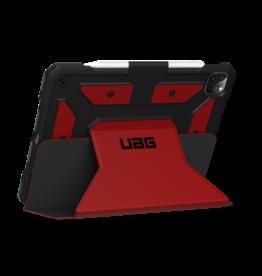 UAG Urban Armor Gear (UAG) - Metropolis Folio Case for Apple iPad Pro 12.9 (2020) - Magma