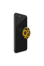 PopSockets PopSockets PopGrip Swappable Nature Device Stand and Grip - Sunflower Power