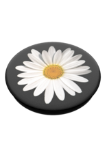 PopSockets PopSockets PopGrip Swappable Nature Device Stand and Grip - White Daisy