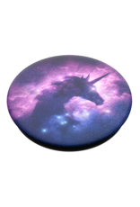 PopSockets PopSockets PopGrip Swappable Abstract Device Stand and Grip - Mystic Nebula