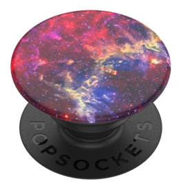 PopSockets PopSockets PopGrip Swappable Device Stand and Grip - Magenta Nebula
