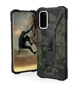 UAG Urban Armor Gear (UAG) Pathfinder Case for Samsung Galaxy S20 - Forest Camo
