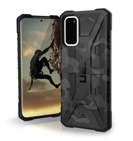 UAG Urban Armor Gear (UAG) Pathfinder Case for Samsung Galaxy S20 - Midnight Camo