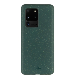 Pela Pela Eco-Friendly Case for Samsung Galaxy S20 Ultra - Green